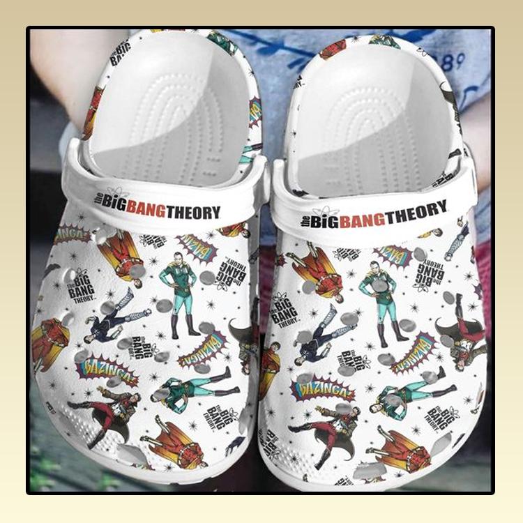 BigBang Theory crocs clog crocband3