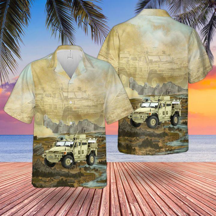 British Army Husky TSV Tactical hawaiian and beach short