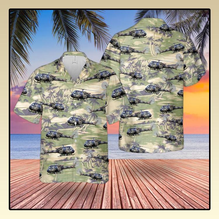 British army historical westland scout AH1 hawaiian2