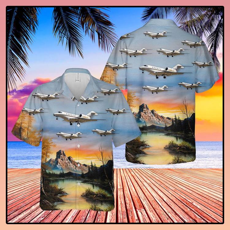 Cessna 750 Citation X Hawaiian Shirt3 1