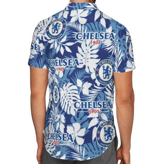 Chelsea 1905 Hawaiian Shirt2