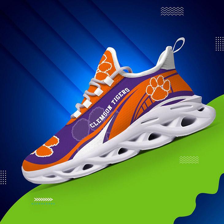 Clemson Tigers Ncaa1 Sneaker 3