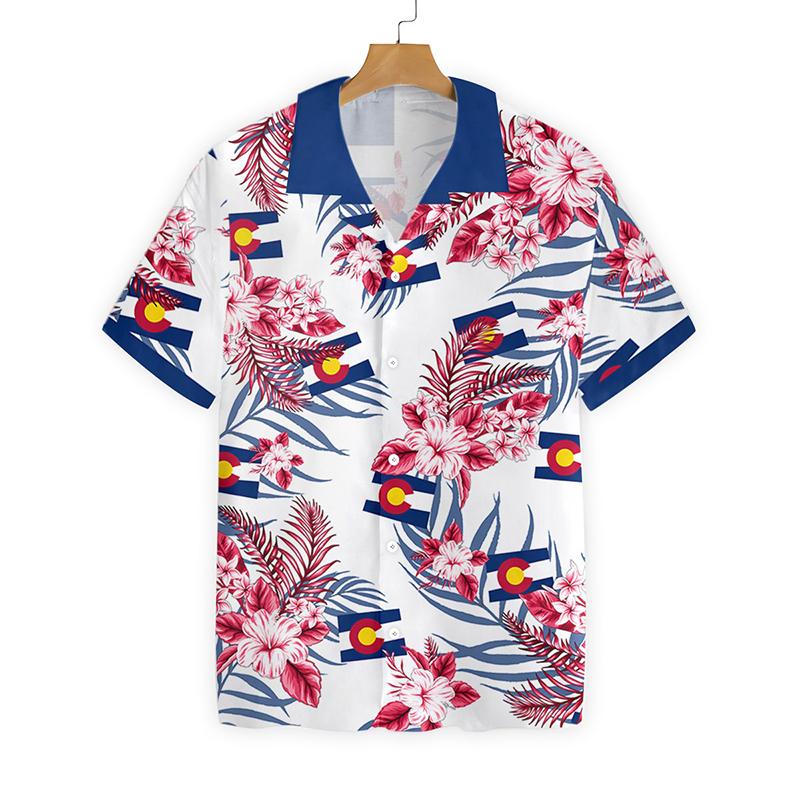 Colorado Proud Hawaiian Shirt
