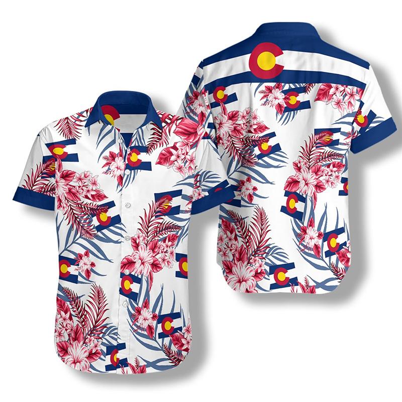 Colorado Proud Hawaiian Shirt1