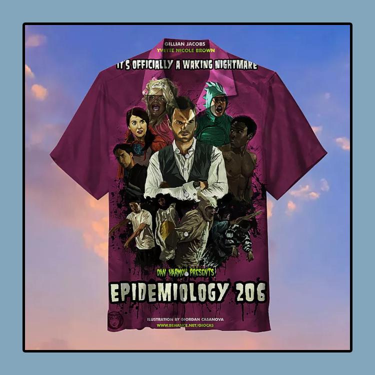 Community Hawaiian Shirt