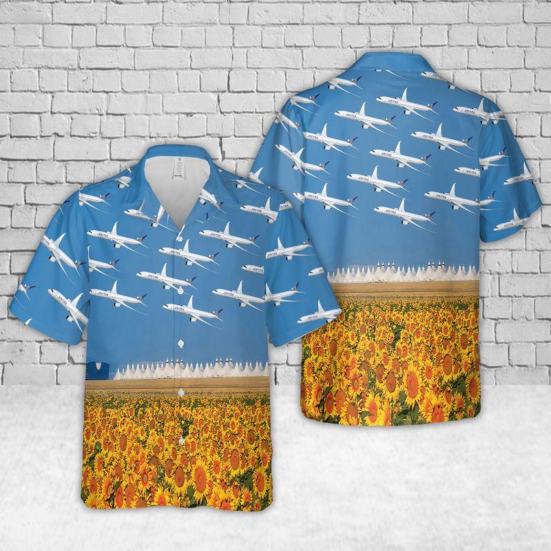 Denver International Airport Hawaiian Shirt