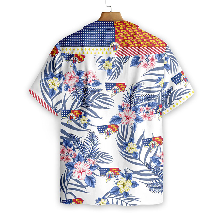 Detroit Proud Proud Hawaiian Shirt1