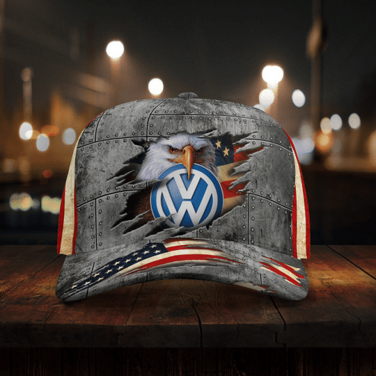 Eagle America Volkswagen Car Cap4