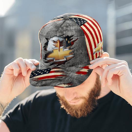 Eagle America chevrolet car cap2