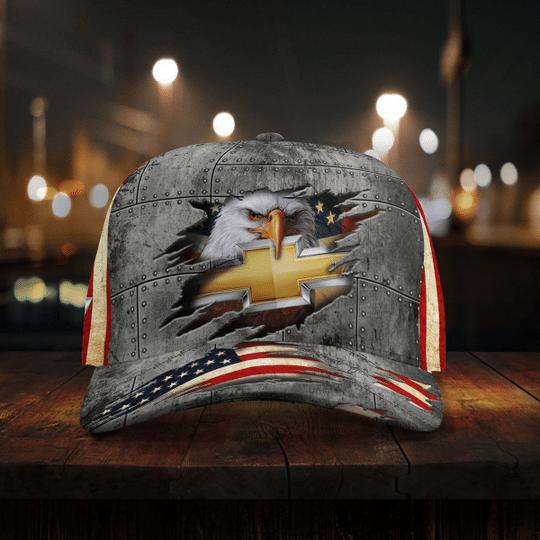 Eagle America chevrolet car cap4