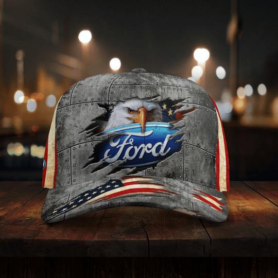 Eagle America ford cap4