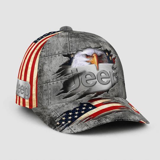 Eagle America jeep car cap
