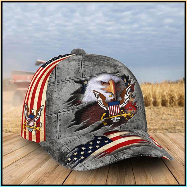 Eagle American Flag Cap3 1