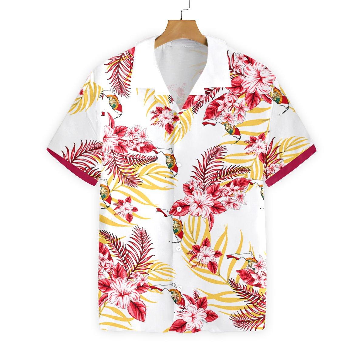 Florida Proud Hawaiian Shirt