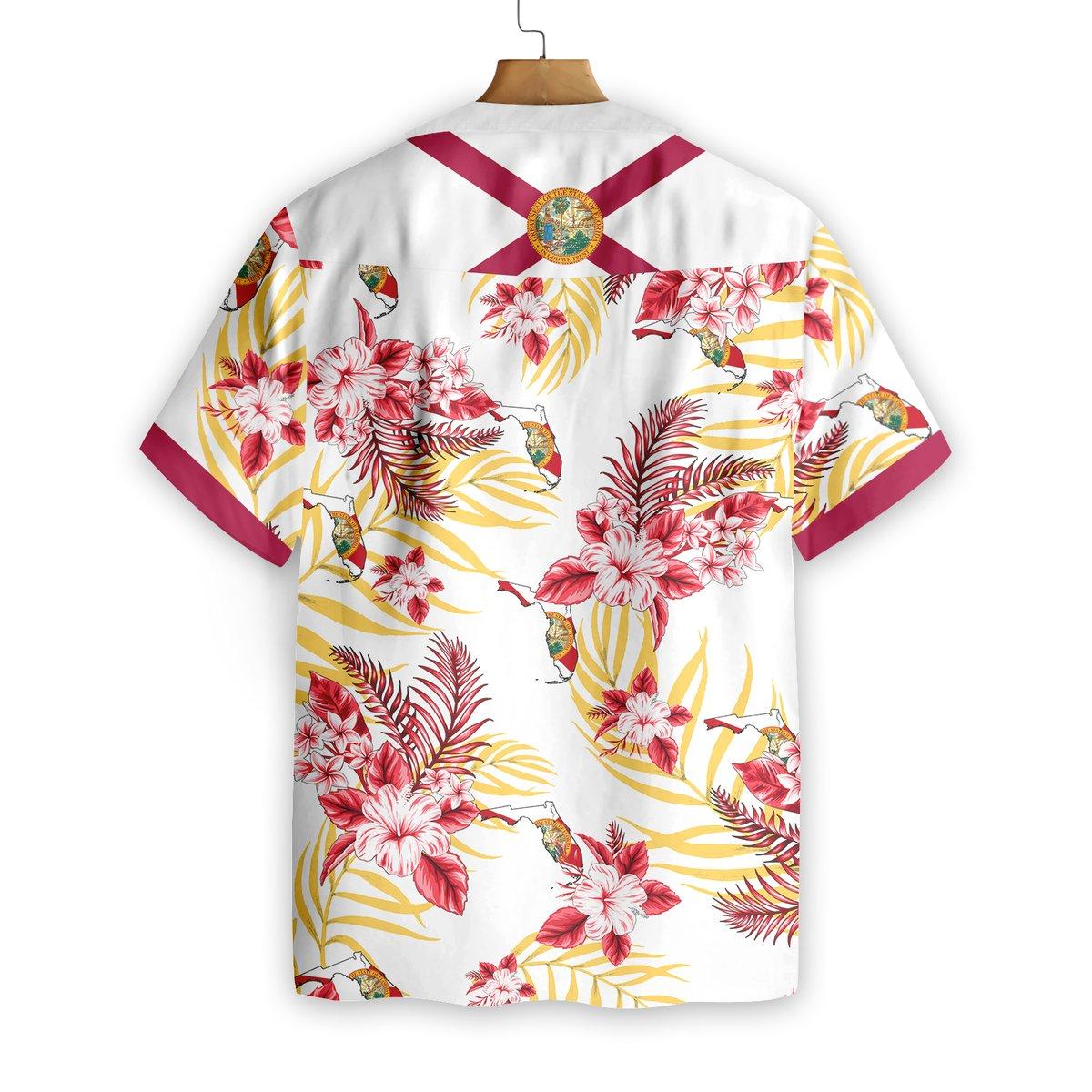 Florida Proud Hawaiian Shirt1
