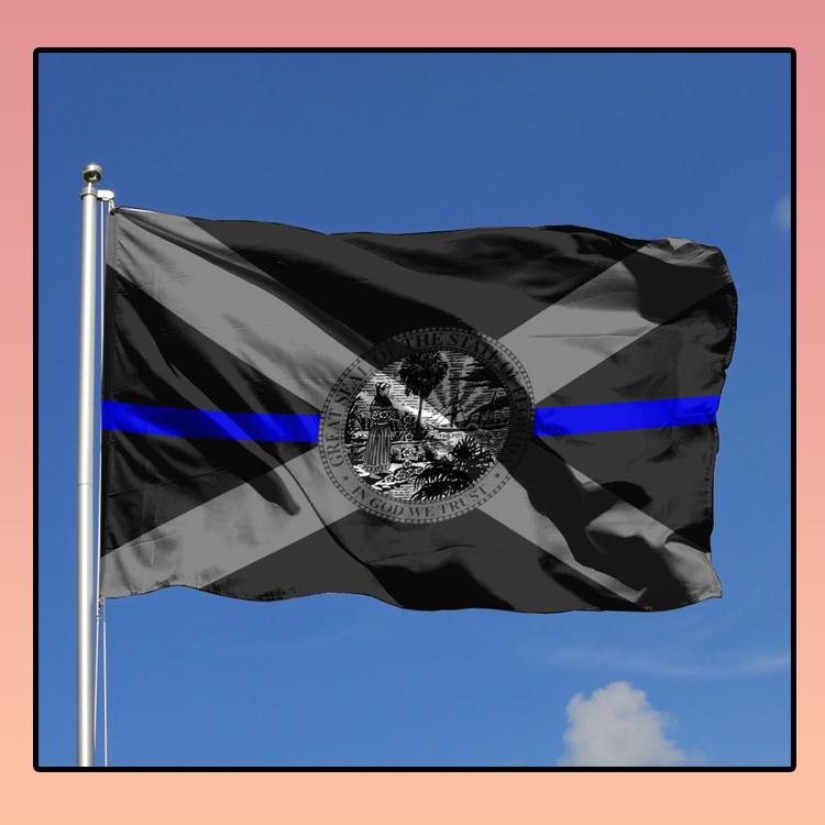 Florida police state flag1