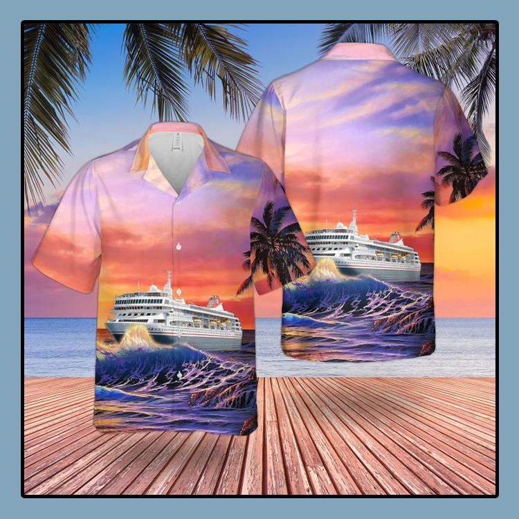 Fred olsen cruise lines MS braemar hawaiian1