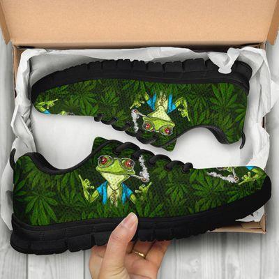 Frog weed style sneakers3