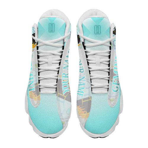 Gemini custom name Air Jordan 13 Sneaker Shoes3