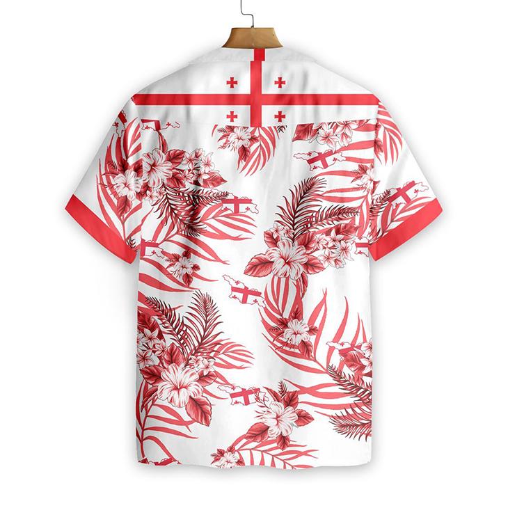 Georgia Proud Hawaiian Shirt 1 1