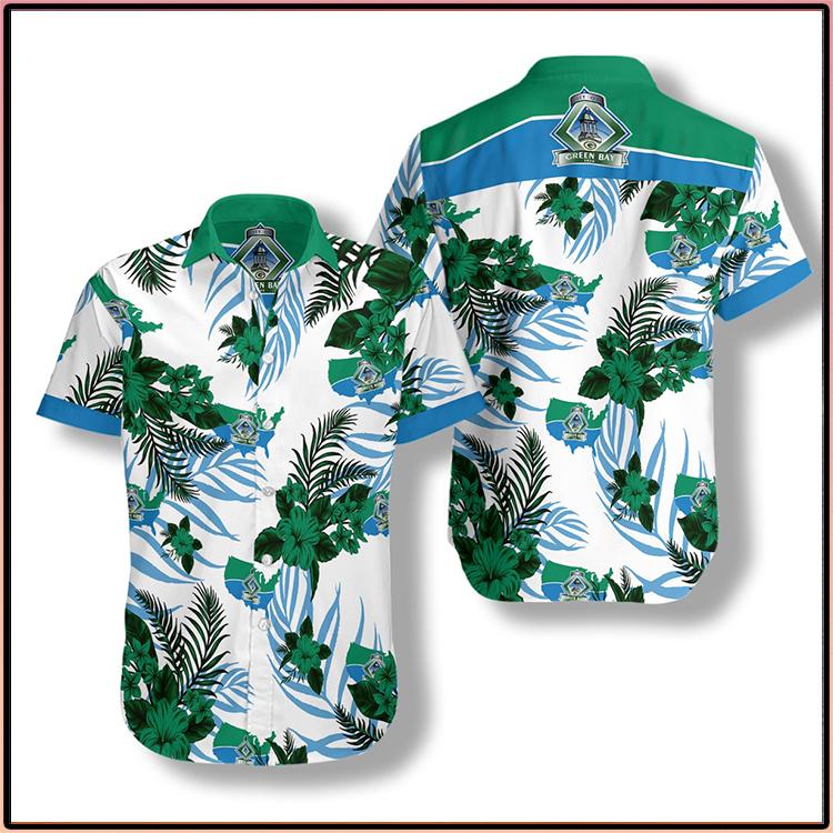 Green Bay Proud Hawaiian Shirt1