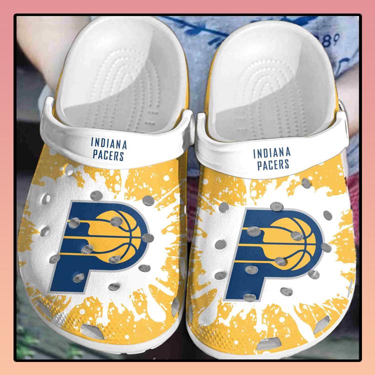 Indiana Pacers crocs clog crocband3