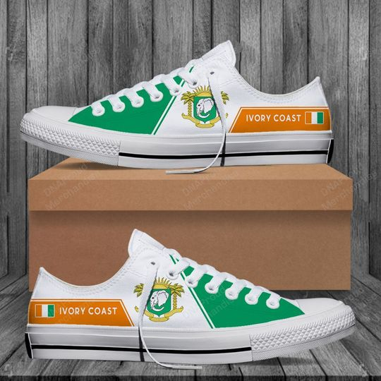 Ivory coast low top Shoes