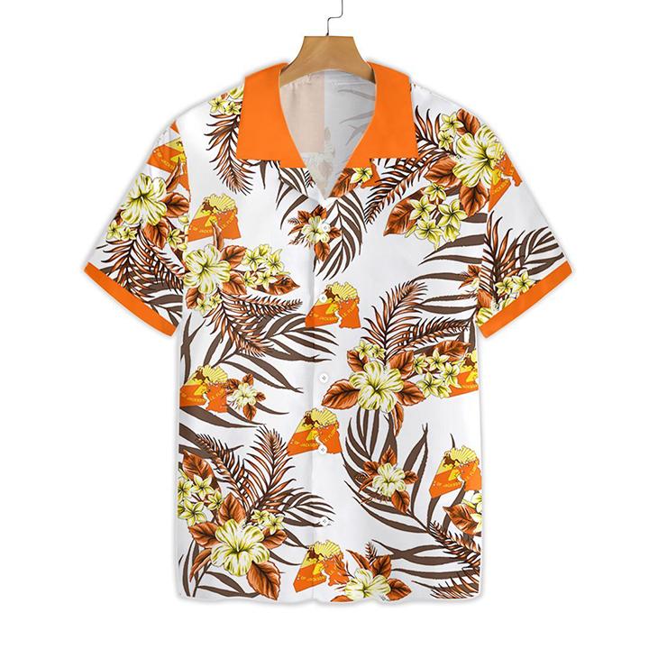 Jacksonville Proud Proud Hawaiian Shirt