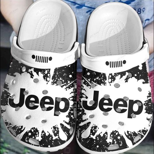 Jeep crocs clog crocband