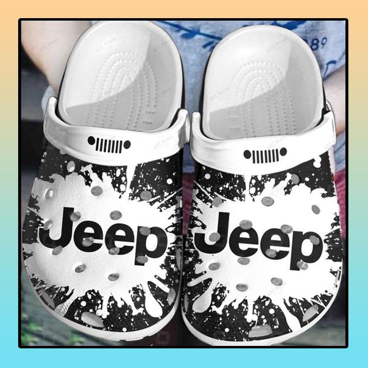Jeep crocs clog crocband4