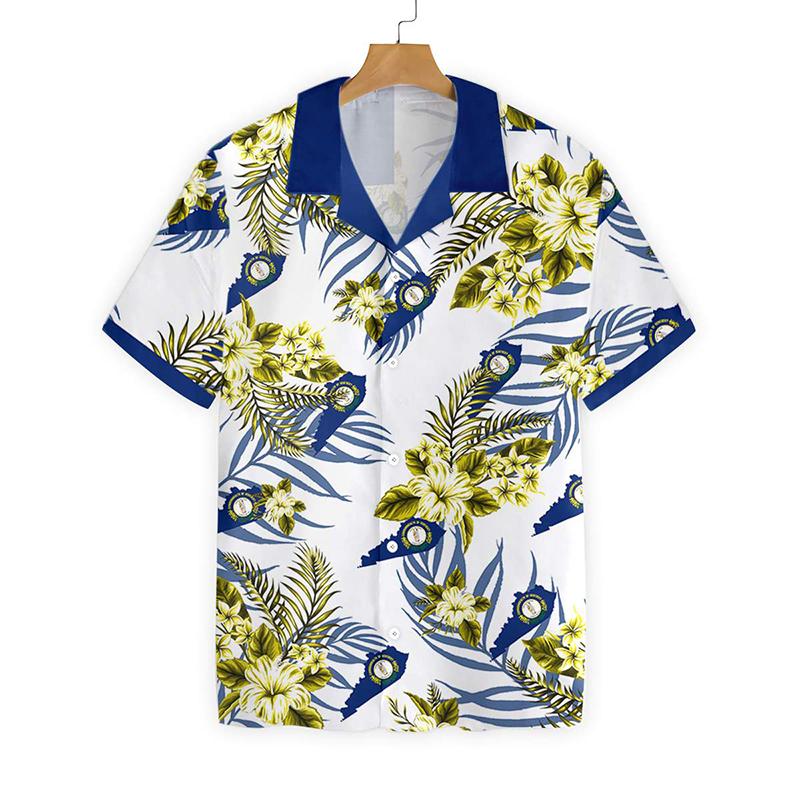 Kentucky Proud Proud Hawaiian Shirt
