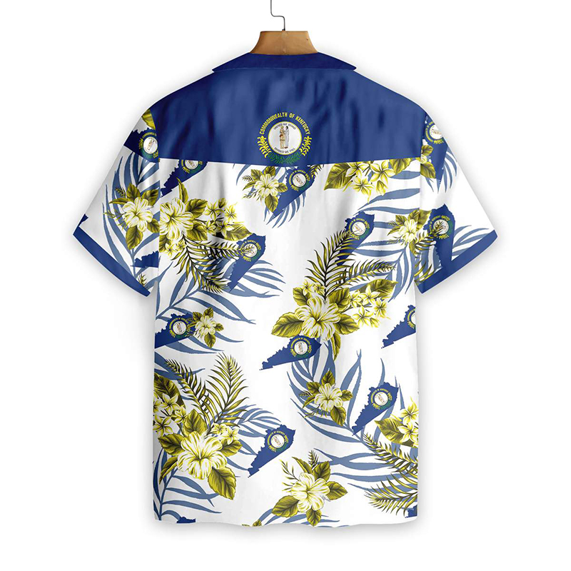 Kentucky Proud Proud Hawaiian Shirt1