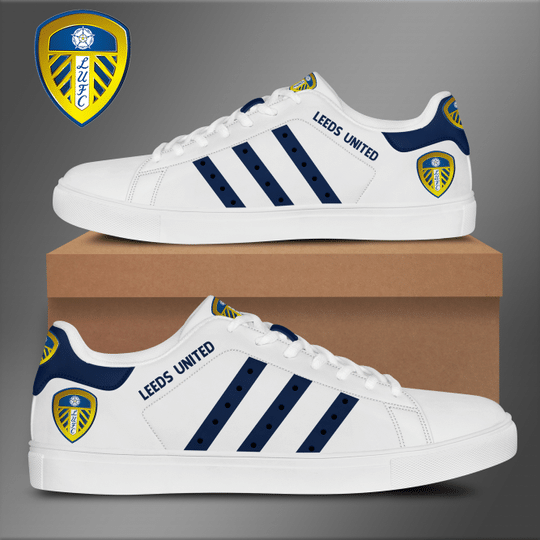 Leeds United FC Smith Shoes1