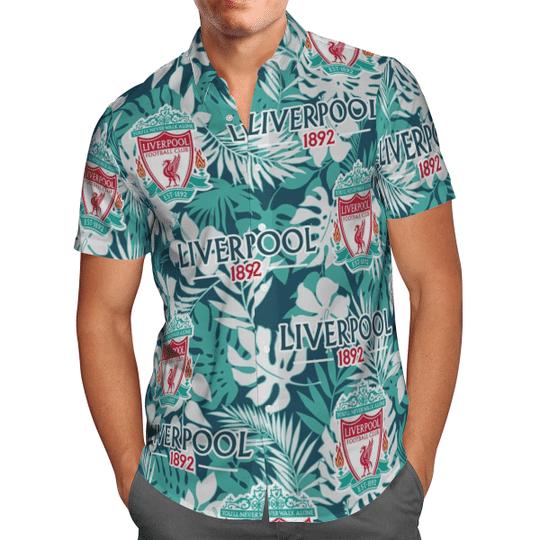 Liverpool 1892 Hawaiian Shirt1