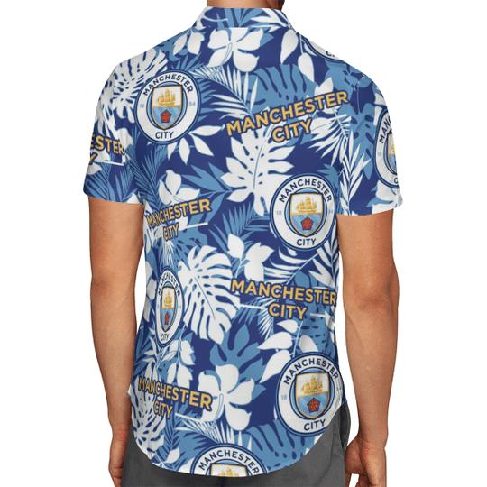 Manchester City Hawaiian Shirt2
