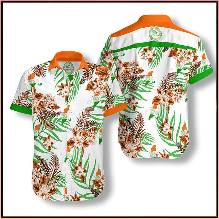 Miami Proud ProudHawaiian Shirt1