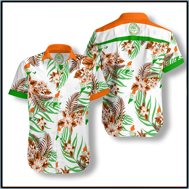 Miami Proud ProudHawaiian Shirt3