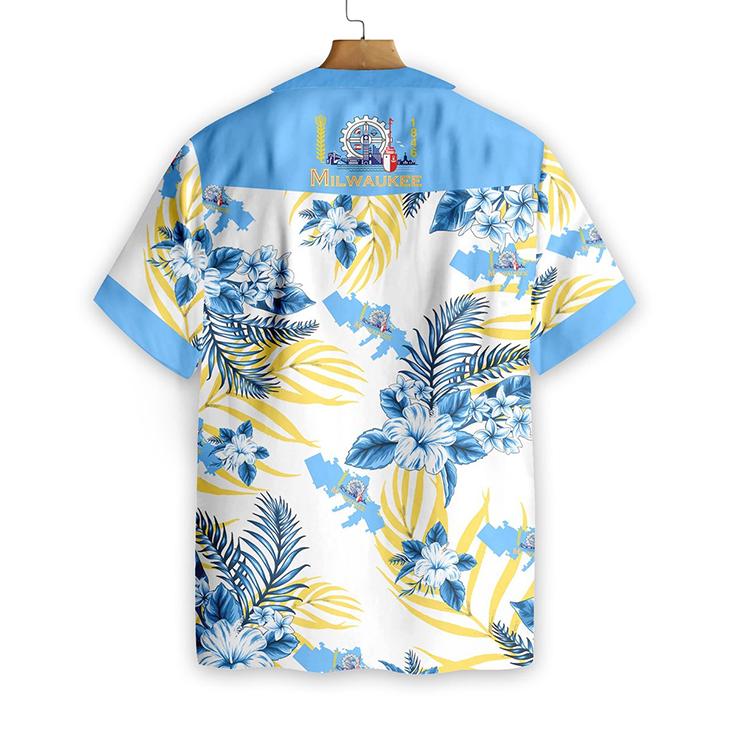 Milwaukee Proud Hawaiian Shirt 1