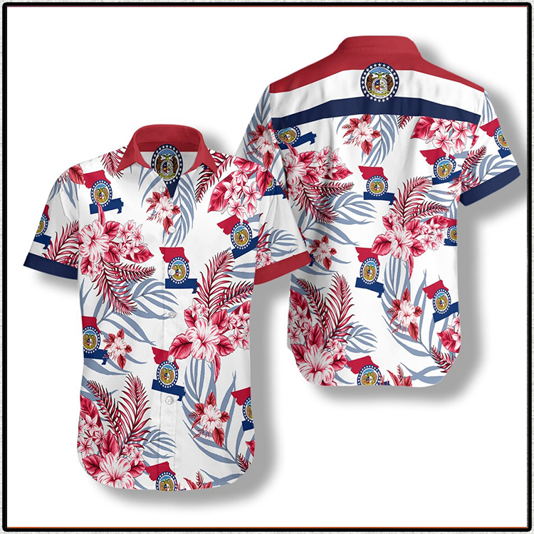 Missouri Proud Hawaiian Shirt1