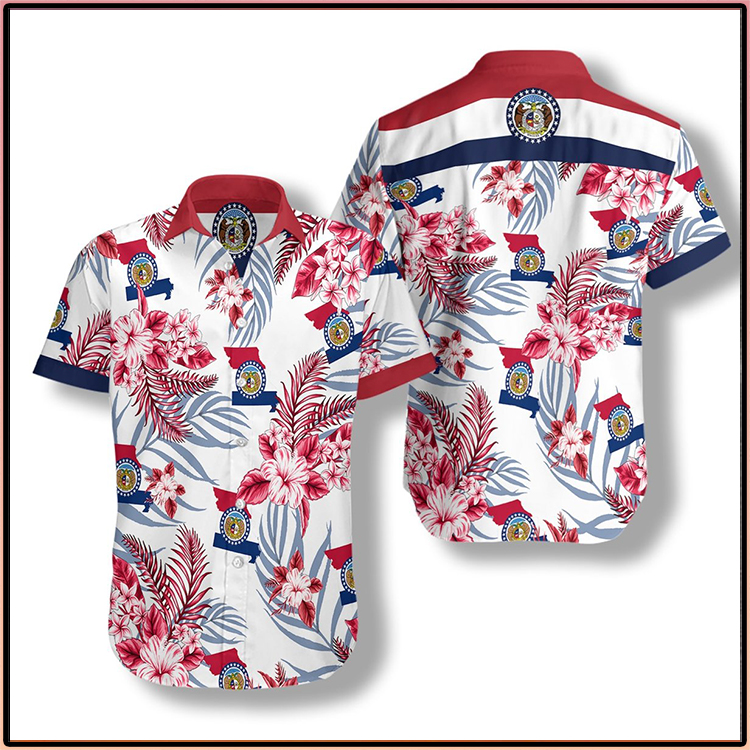 Missouri Proud Hawaiian Shirt3