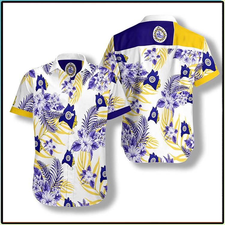 Nashville Proud Hawaiian Shirt1