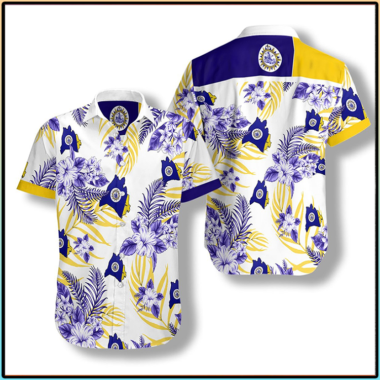 Nashville Proud Hawaiian Shirt2