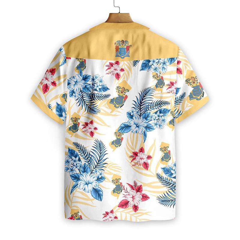 New Jersey Proud Proud Hawaiian Shirt1