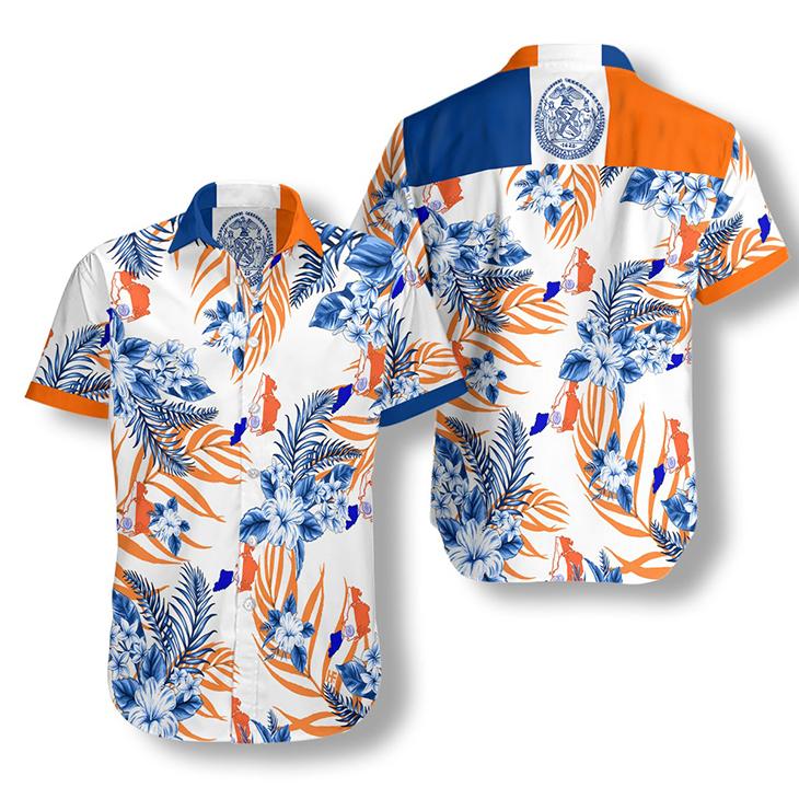 New York City Proud Hawaiian Shirt 4