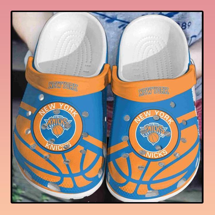Newyork Knicks crocs clog crocband3