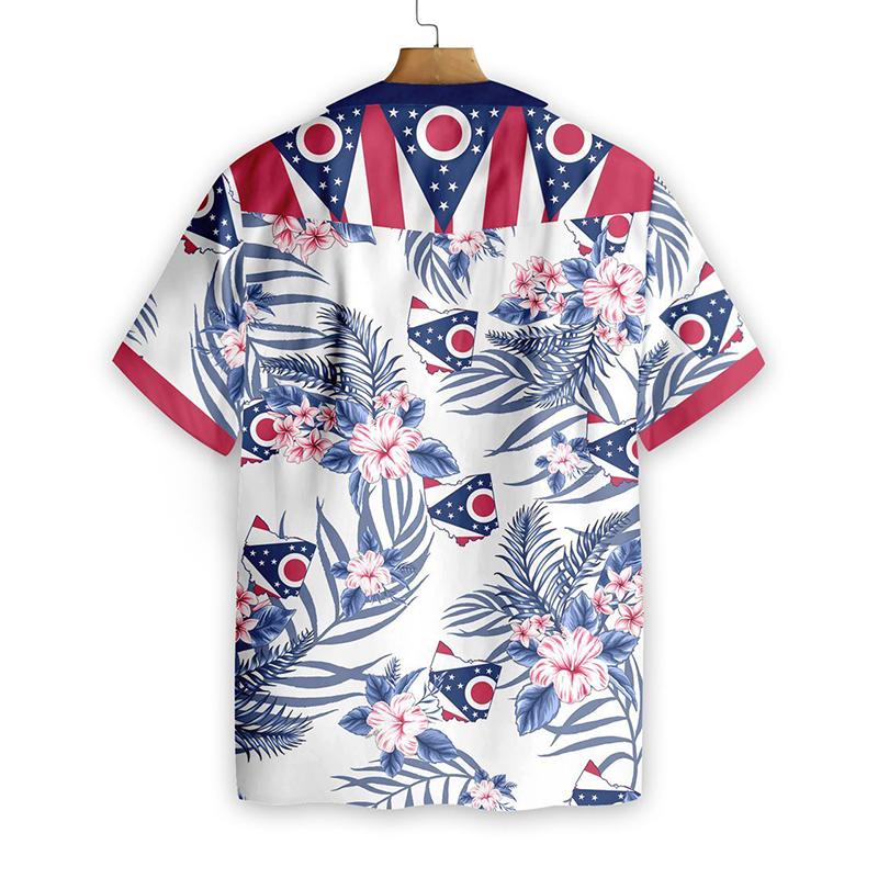 Ohio Proud Hawaiian Shirt1
