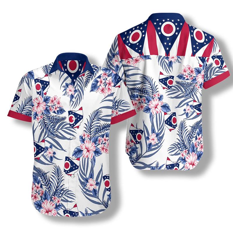 Ohio Proud Hawaiian Shirt2