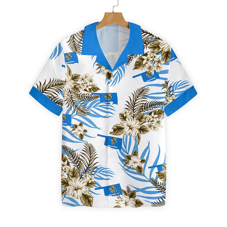 Oklahoma Proud Hawaiian Shirt