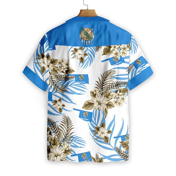 Oklahoma Proud Hawaiian Shirt1