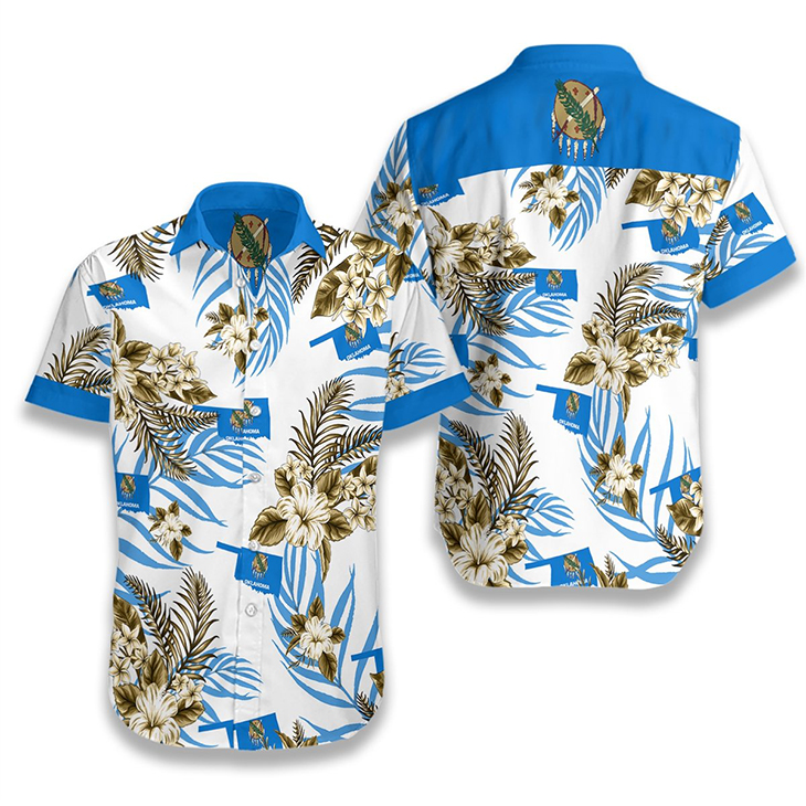 Oklahoma Proud Hawaiian Shirt2